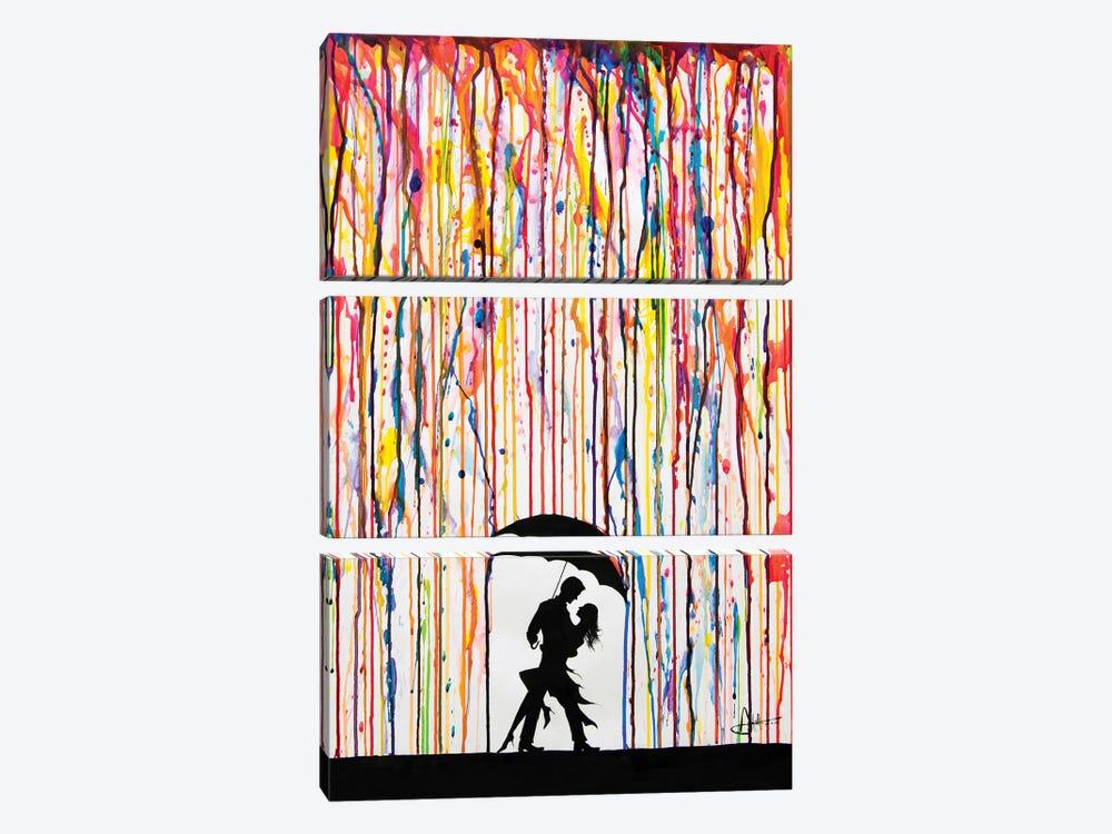 Tempest by Marc Allante 3-piece Canvas Art