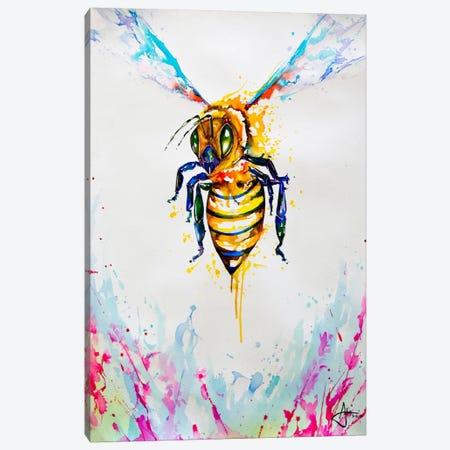 Colmena Canvas Print #MAE33} by Marc Allante Canvas Print