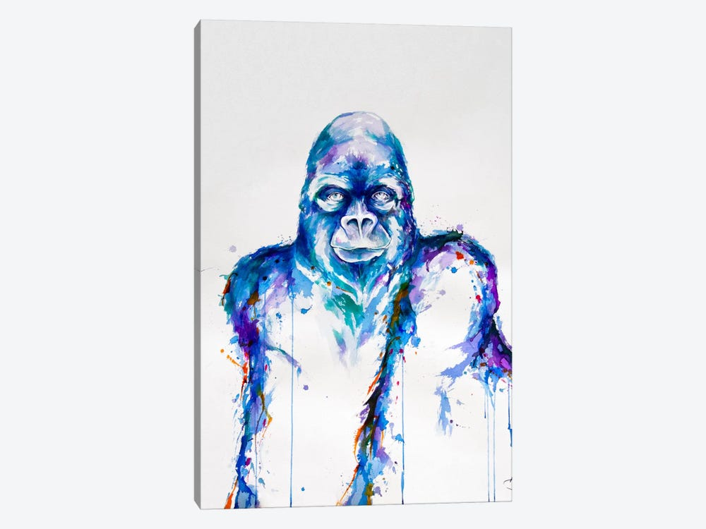 OId Soul by Marc Allante 1-piece Canvas Art Print