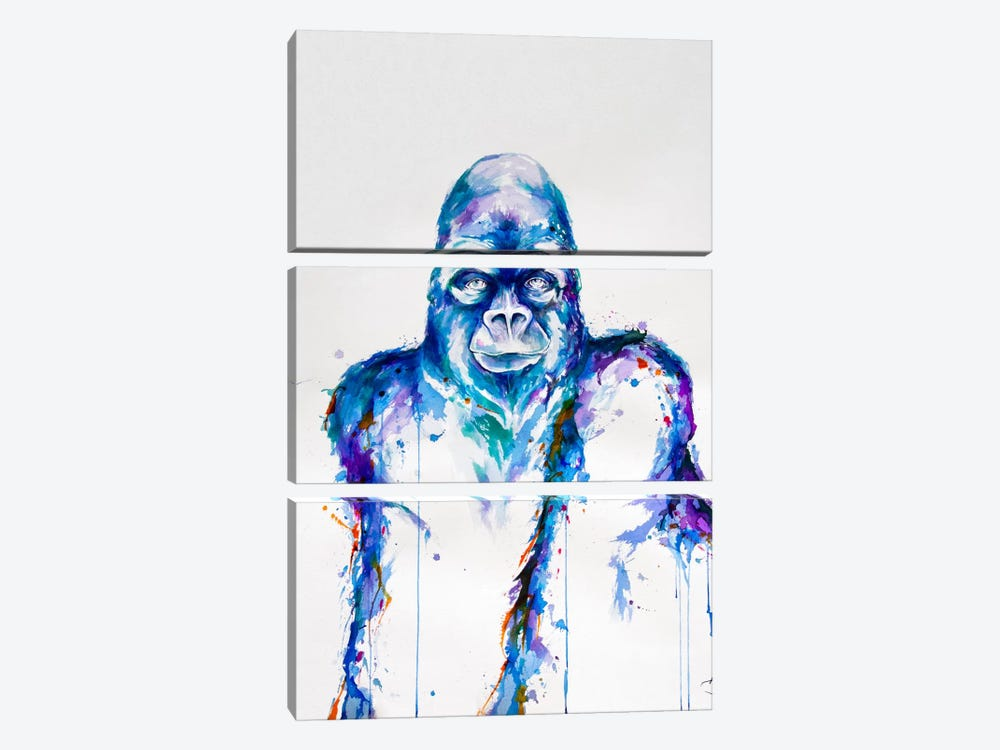 OId Soul by Marc Allante 3-piece Canvas Art Print