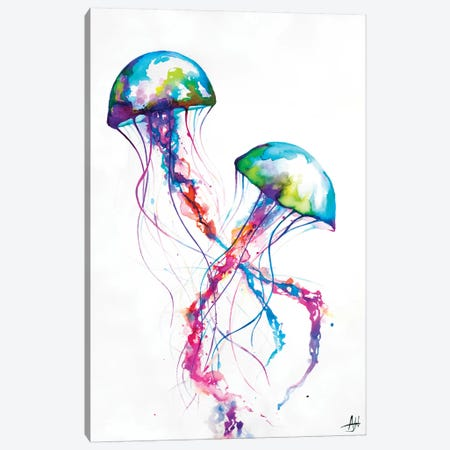 Narasumas Canvas Print #MAE44} by Marc Allante Canvas Print