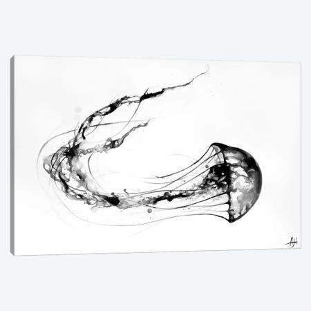 That's No Moon Canvas Print #MAE46} by Marc Allante Art Print