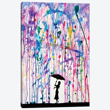 Deluge Canvas Print #MAE4} by Marc Allante Canvas Art Print