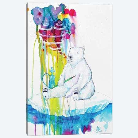 Mint Canvas Print #MAE50} by Marc Allante Canvas Print
