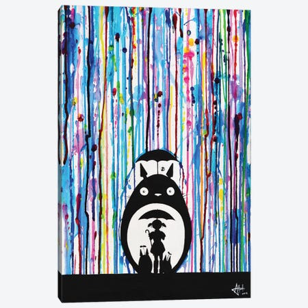 Neighbours Canvas Print #MAE51} by Marc Allante Canvas Print