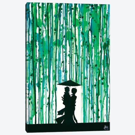 The Emerald Grove Canvas Print #MAE55} by Marc Allante Canvas Artwork