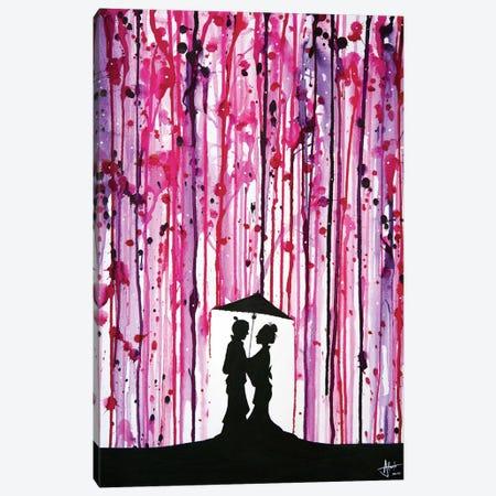 Wild Blossoms Canvas Print #MAE56} by Marc Allante Canvas Artwork