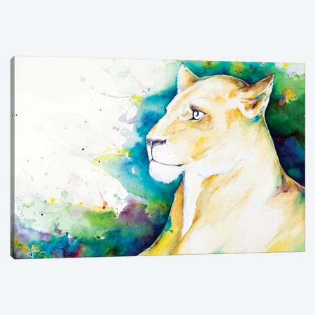 Artemis Canvas Print #MAE57} by Marc Allante Canvas Wall Art