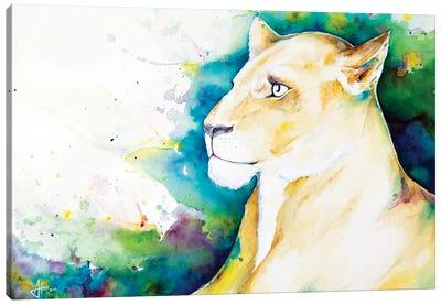 Artemis Canvas Print #MAE57
