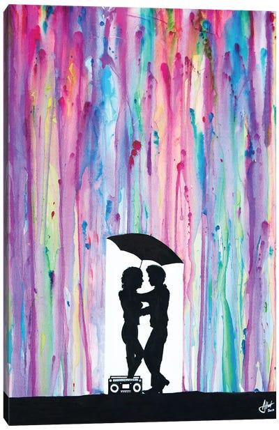 Bubblegum Canvas Art Print