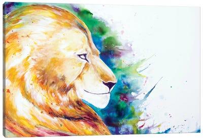Lelantos Canvas Art Print