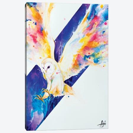 Hector Canvas Print #MAE65} by Marc Allante Art Print