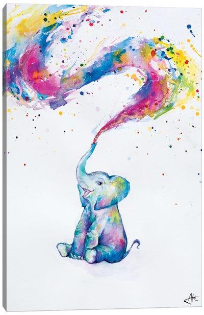 Spring Canvas Print #MAE66