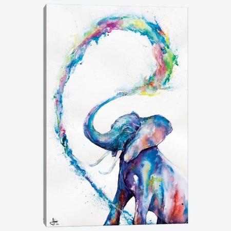 Veris Canvas Print #MAE67} by Marc Allante Art Print