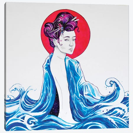 Yume Canvas Print #MAE68} by Marc Allante Canvas Artwork