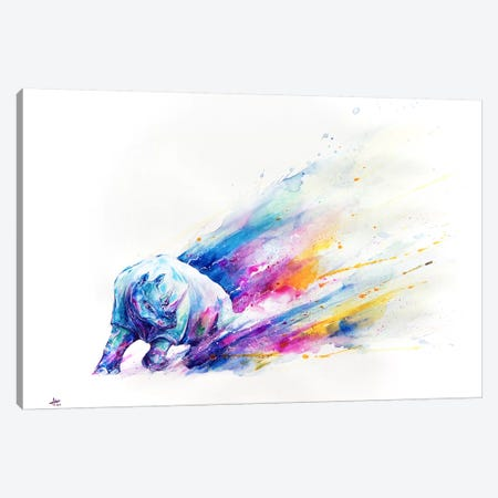 Ajax Canvas Print #MAE71} by Marc Allante Canvas Print