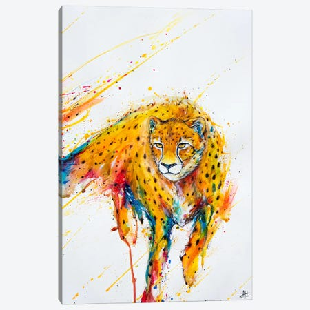 Atalanta Canvas Print #MAE73} by Marc Allante Canvas Print