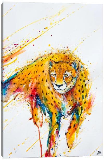 Atalanta Canvas Art Print