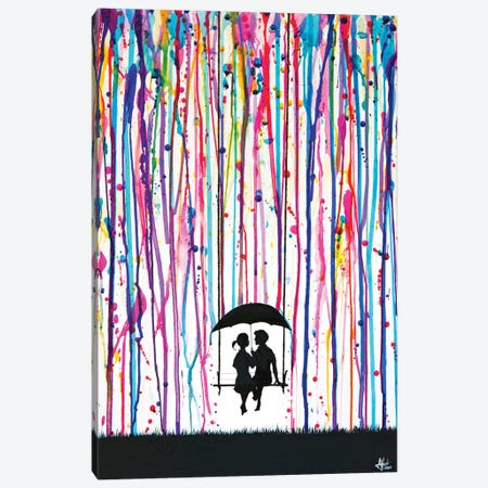 Days Gone By Canvas Print #MAE74} by Marc Allante Canvas Wall Art