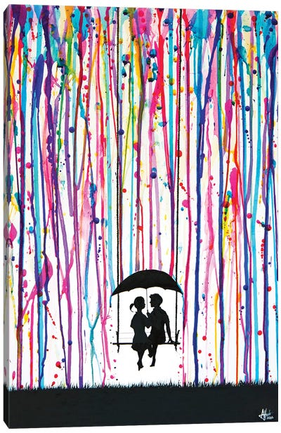 Days Gone By Canvas Print #MAE74