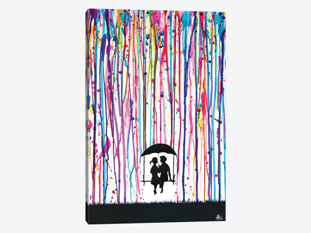 Days Gone By by Marc Allante 1-piece Canvas Artwork
