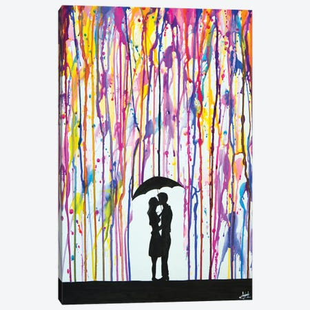 Lavender Canvas Print #MAE75} by Marc Allante Canvas Wall Art