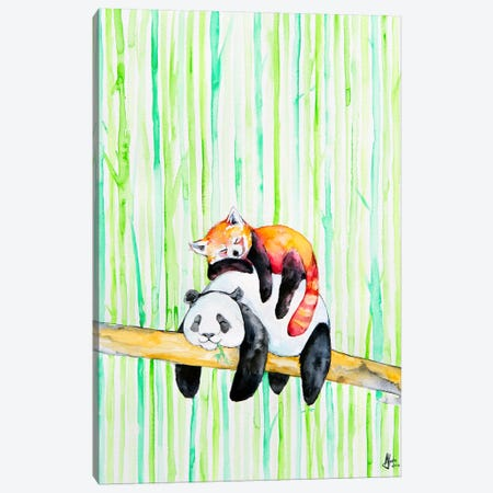 Lullaby Canvas Print #MAE76} by Marc Allante Canvas Art