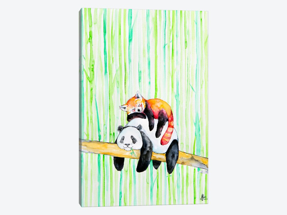 Lullaby by Marc Allante 1-piece Canvas Wall Art