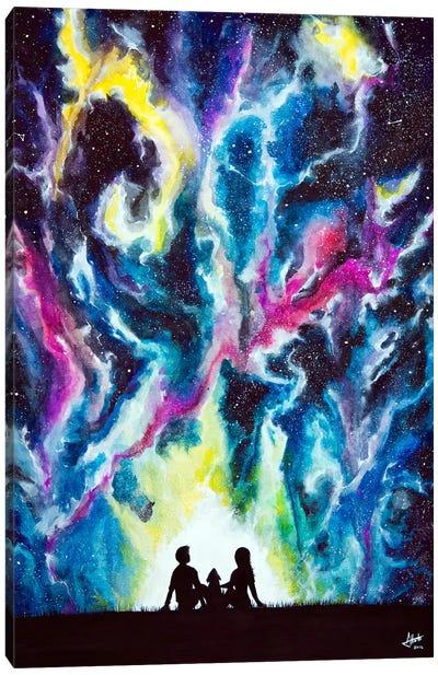 Stardust Canvas Print #MAE78