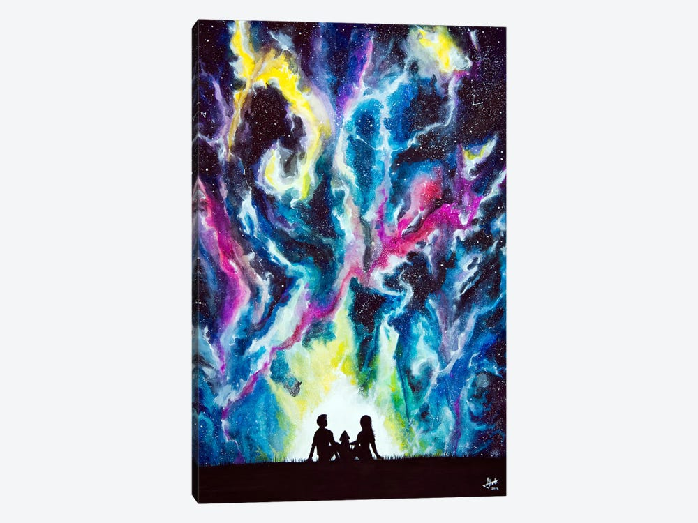 Stardust by Marc Allante 1-piece Canvas Artwork