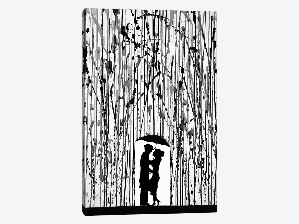 Film Noir by Marc Allante 1-piece Canvas Print