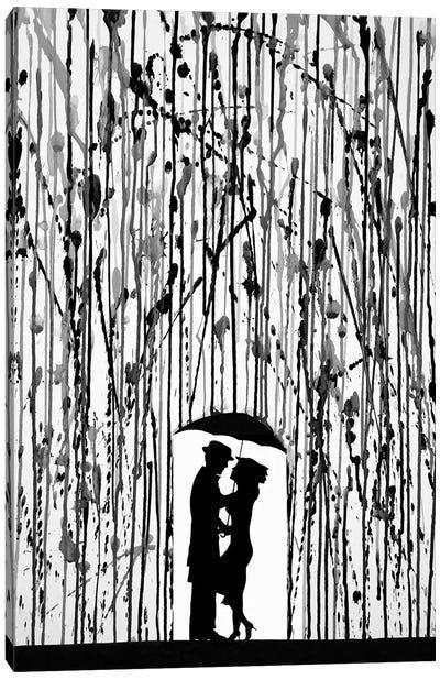 Film Noir Canvas Art Print
