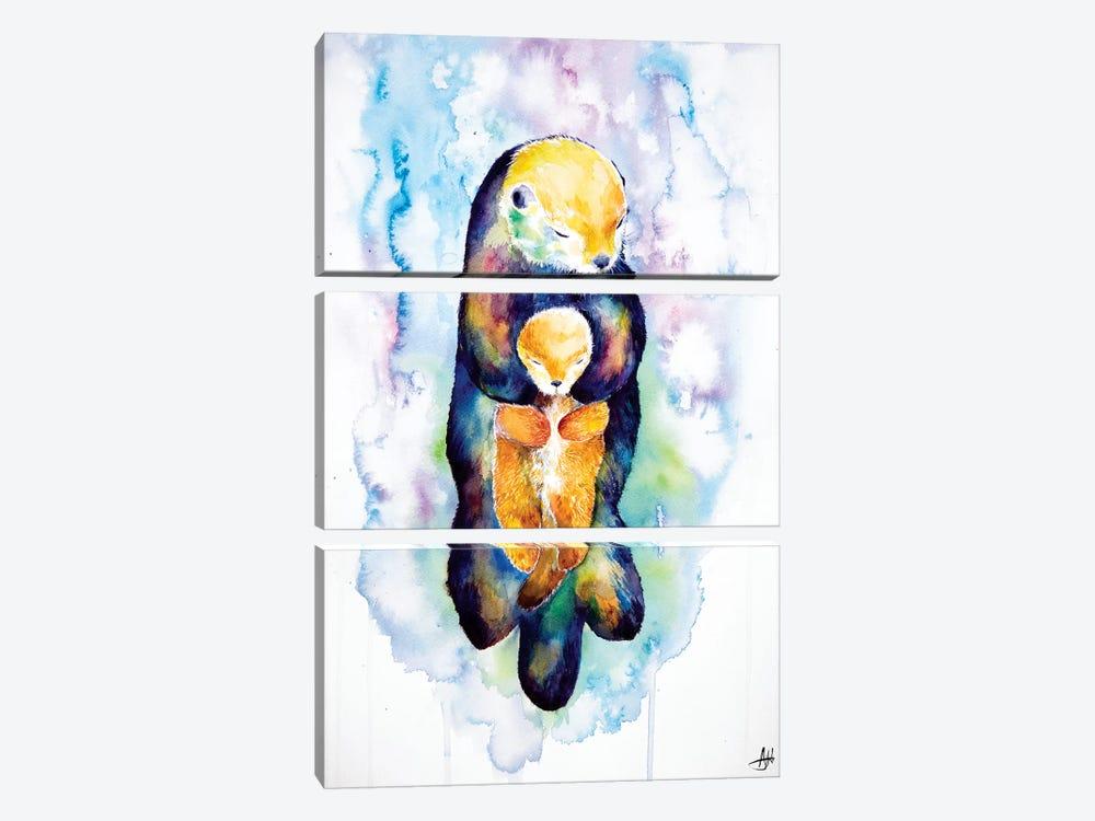 Dream On by Marc Allante 3-piece Canvas Art