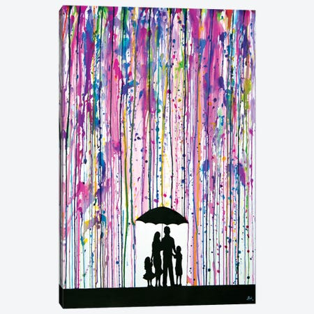 Home Canvas Print #MAE88} by Marc Allante Canvas Art