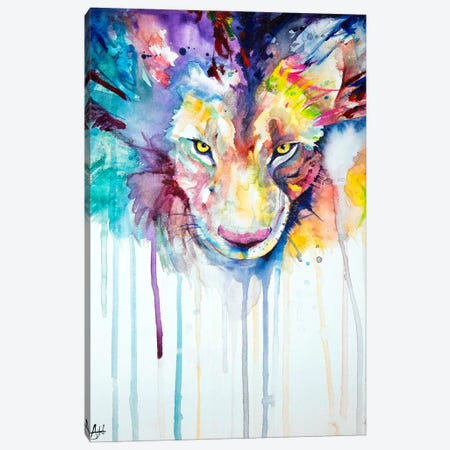 Cepheus Canvas Print #MAE91} by Marc Allante Canvas Art Print