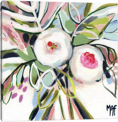 Flowers of May XIII Canvas Art Print