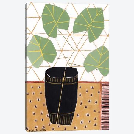 Gold Tablecloth III Canvas Print #MAF26} by Marisa Añon Frau Canvas Wall Art