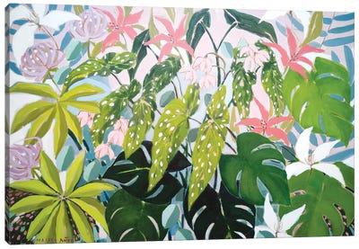 Lost in the Jungle Canvas Art Print