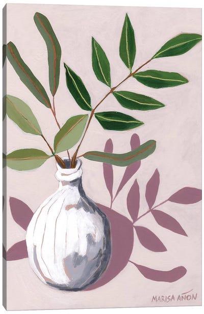 Shades of Green I Canvas Art Print