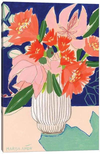 Spring Florals VIII Canvas Art Print