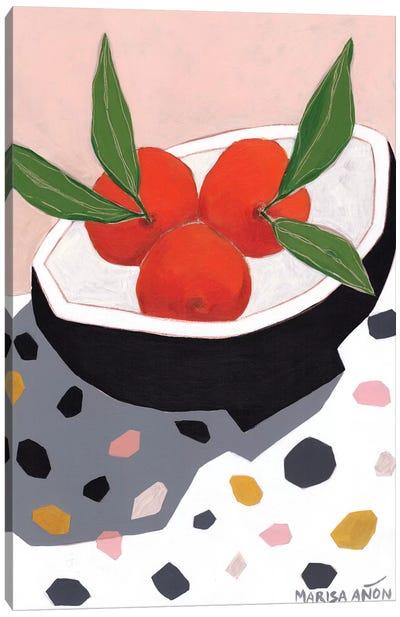 Valencia Late II Canvas Art Print