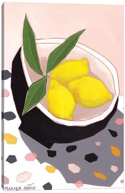 Valencian Lemmons    Canvas Art Print
