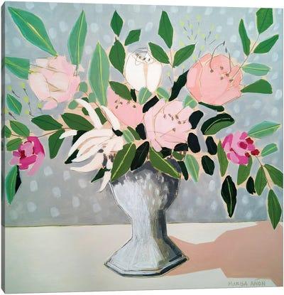 Spring Florals I Canvas Art Print