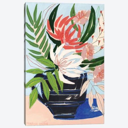 Spring Florals VI 3-Piece Canvas #MAF6} by Marisa Añon Frau Canvas Art