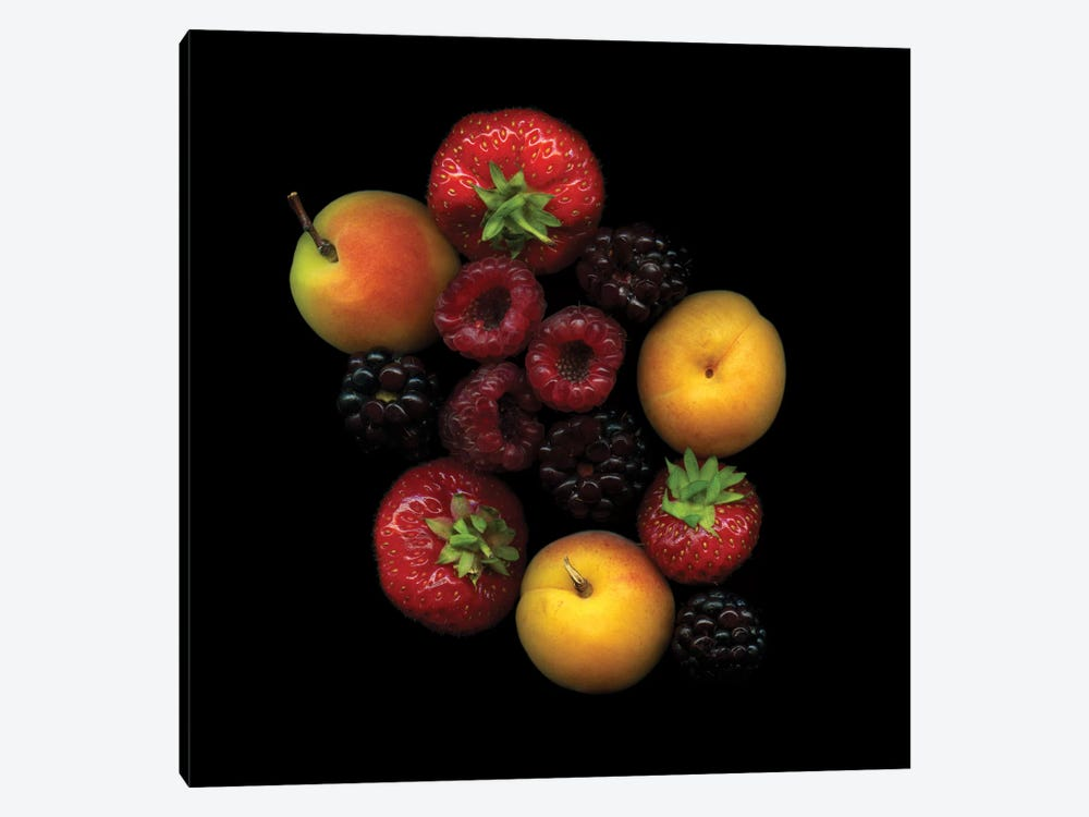 Tutti Frutti by Magda Indigo 1-piece Canvas Art Print