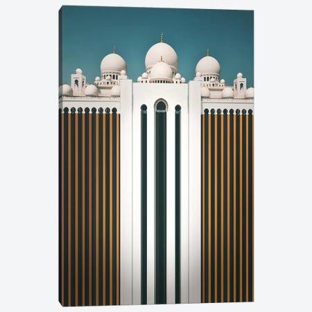 The Pillars Of Islam Canvas Print #MAH2} by Marcus Hennen Art Print