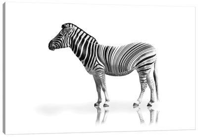 Digital Goes Wild Canvas Art Print