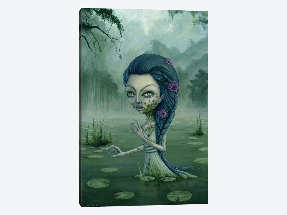 Eleionomae by Megan Majewski 1-piece Canvas Art Print