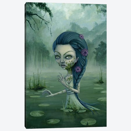 Eleionomae Canvas Print #MAJ20} by Megan Majewski Canvas Art Print