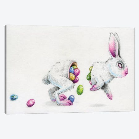 Eostre Canvas Print #MAJ23} by Megan Majewski Canvas Print